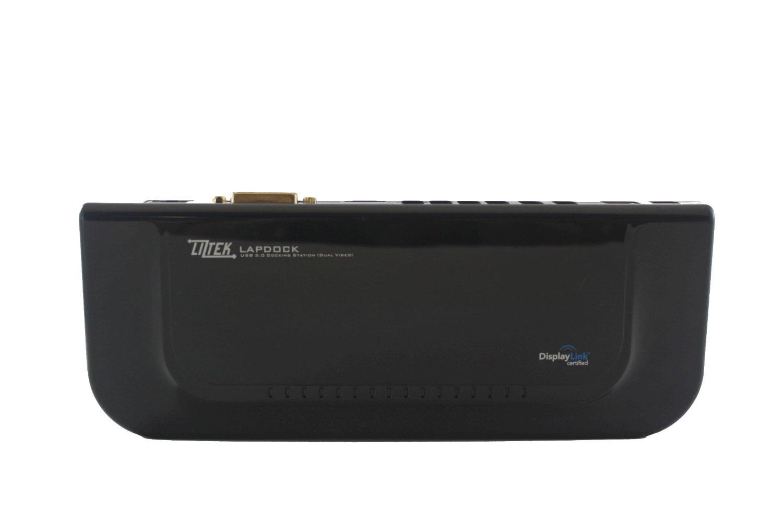 Liztek USB 3.0 Universal Docking Station for Laptop, Ultrabook and PCs by Liztek