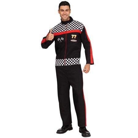 Race Car Driver Plus Size Costume