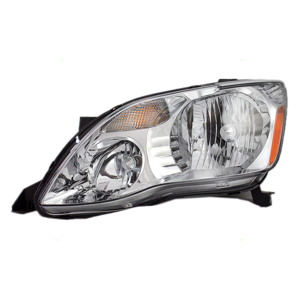 Drivers Halogen Headlight Headlamp Replacement for Toyota 81150-AC050