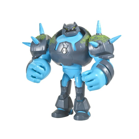 Ben 10 Shockrock Basic Figure - Ben Ten Halloween