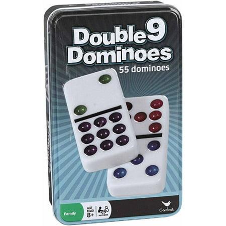 Collectors Dominoes Double 9