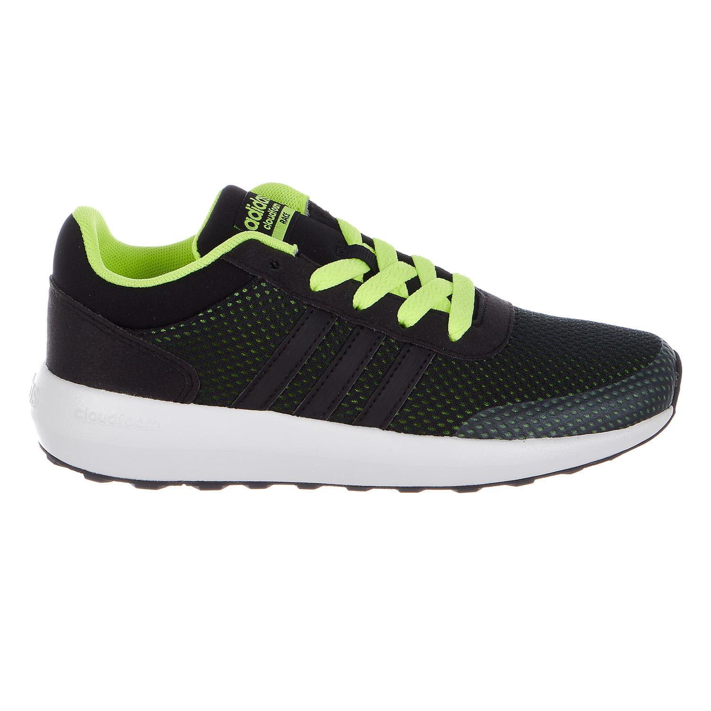 95243e366f5 ... closeout adidas neo cloudfoam race k running shoe kids dbb09 56070