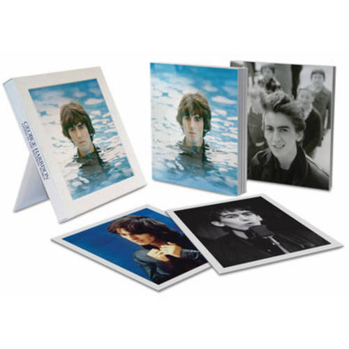 Living In The Material World (2 DVDs   Blu-ray   CD) (Super Deluxe)