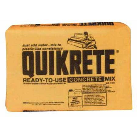 - QUIKRETE COMPANIES 60-Lb. Concrete Mix 110160