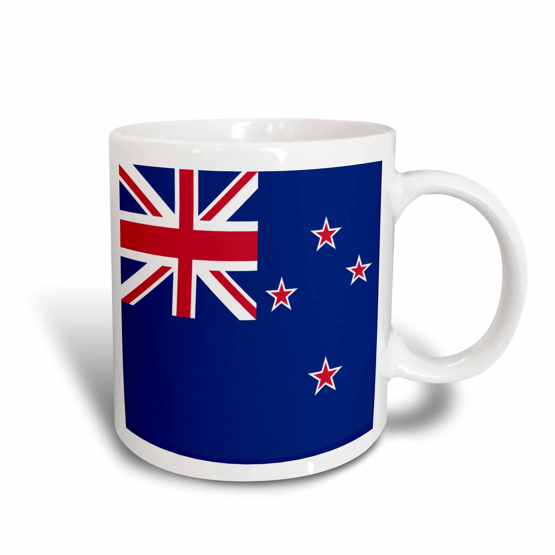 3drose Flag Of New Zealand New Zealander Blue Union Jack