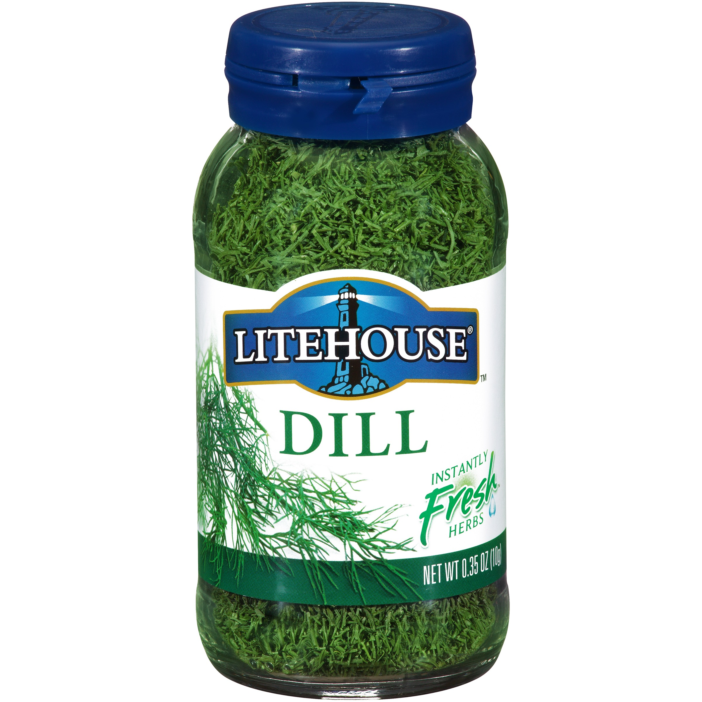 Litehouse Dill Instantly Fresh Herbs, 0.35 oz by Litehouse Inc.