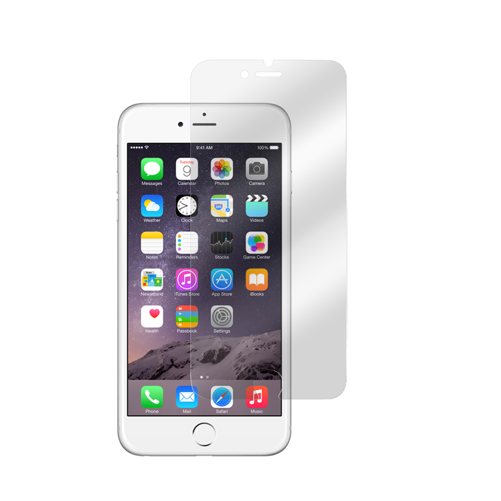 """Premium HD Clear LCD Glossy Guard Shield Screen Protector Guard Film for Apple iPhone 6 Plus 5.5"""""""