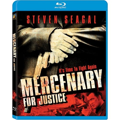Mercenary For Justice (Blu-ray) (Widescreen)