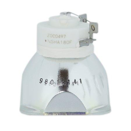 Lampe de rechange Ushio originale pour Projecteur Samsung SP-M200 (ampoule uniquement) - image 3 de 5
