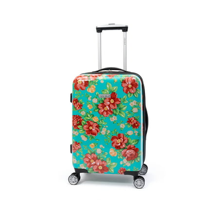The Pioneer Woman Hardside Luggage 20