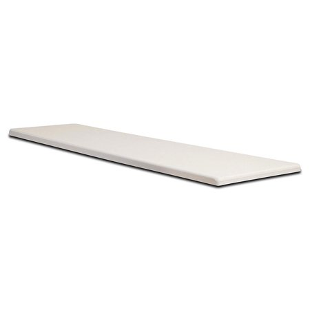 S.R. Smith Fibre-Dive 6-Foot Non-Slip Replacement Diving Board, Radiant