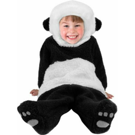 Toddler Panda Bear Costume - Toddler Bear Costume