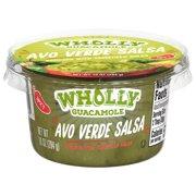 WHOLLY Guacamole Avocado Verde Salsa Spicy - 10 oz