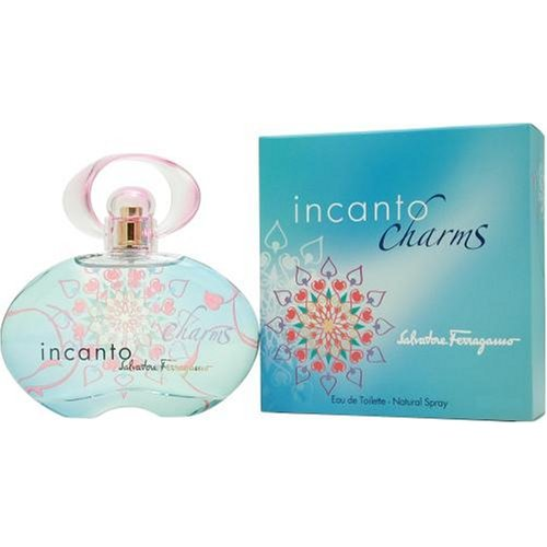 Incanto Charms Eau De Toilette Spray 1.7 Oz / 50 Ml
