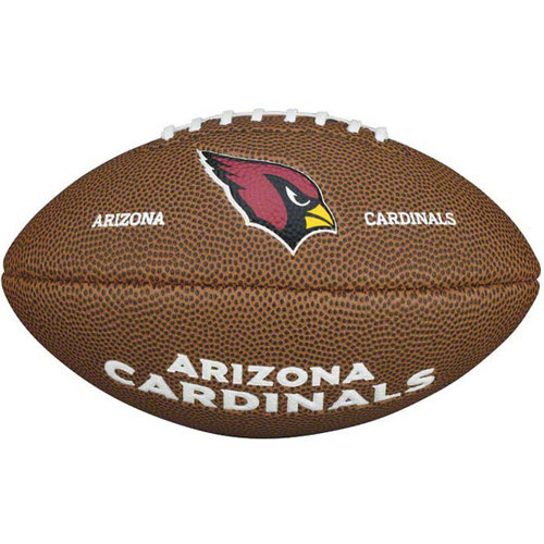 "NFL - Arizona Cardinals 9"" Mini Soft Touch Football"