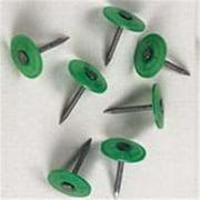 National Nail 135093 1.5 In. Plastic Nail Cap, 2000 Per Pack