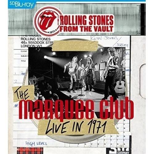 The Marquee Club Live In 1972 (CD/Music Blu-ray)
