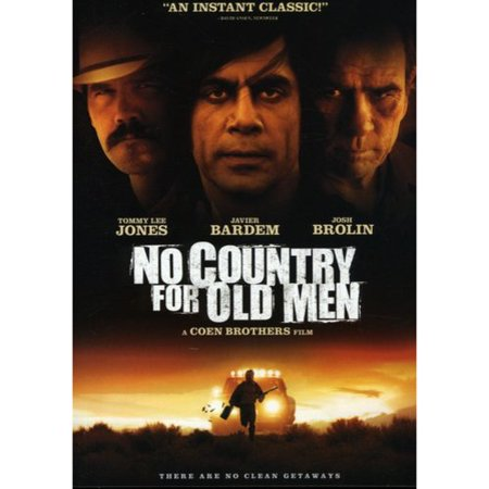 NO COUNTRY FOR OLD MEN [DVD] [2007] [1 DISC] [MULTILINGUAL] [REGION 1]