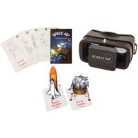 Retrak ETVRARSPAC 4D+ Utopia 360 VR Headset & Space Exploration Augmented Reality Cards