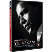 NBC News Presents: Yes We Can! The Barack Obama Story (Full Frame) by UNIVERSAL HOME ENTERTAINMENT