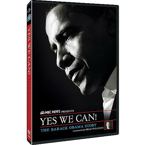 NBC News Presents: Yes We Can! - The Barack Obama Story (Full Frame)