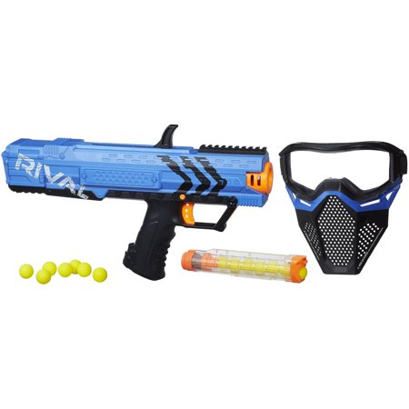 nerf rival apollo xv 700 and face mask. Black Bedroom Furniture Sets. Home Design Ideas