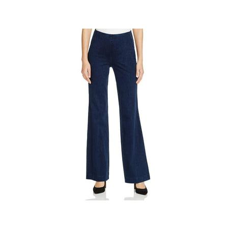 d1887e7aaa1 Lysse - Lysse Womens Denim High Rise Trouser Jeans - Walmart.com