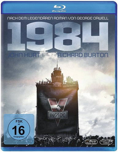 1984 (1984) (Region Free) (Blu-ray) by