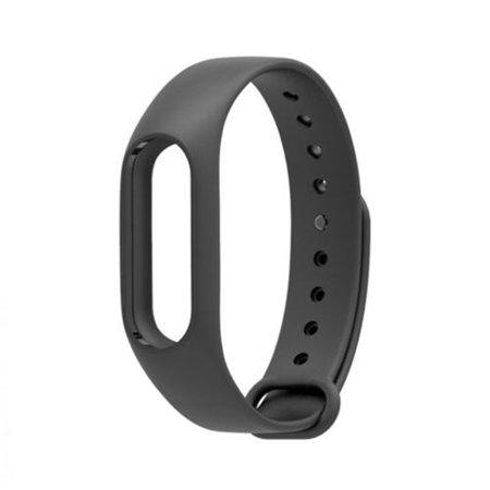 Fashion Simple Soft Silicone Replace Wrist Strap WristBand Bracelet for XIAOMI MI Band 2