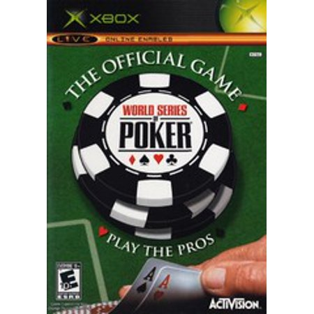 World Series of Poker - Xbox (Refurbished)
