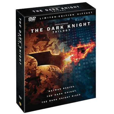 The Dark Knight Trilogy: Limited Edition Giftset (Widescreen) (Batgirl Dark Knight)