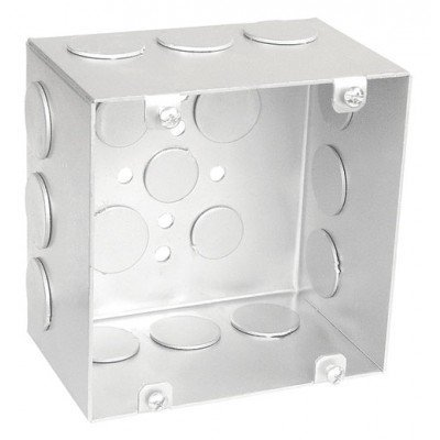 3 Inch Deep 4 11 16 Inch Junction Box 2 per case
