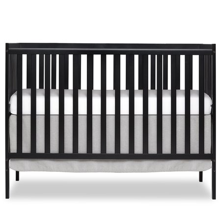 Dream On Me Synergy 5-in-1 Convertible Crib (Best Tiny Love Baby Cribs)