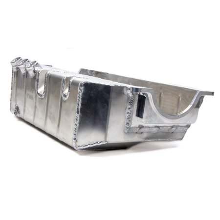 Dry Sump Oil Pan - CHAMP PANS Small Block Chevy Dry Sump Engine Oil Pan P/N PRO171R3