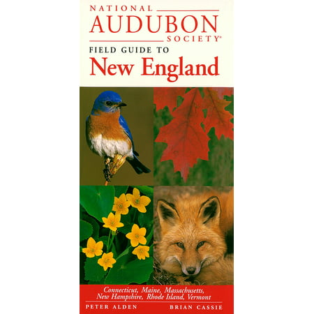 National Audubon Society Field Guide to New England : Connecticut, Maine, Massachusetts, New Hampshire, Rhode Island, Vermont](Dover New Hampshire Halloween)