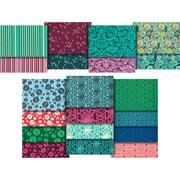 """True Colors-Amy Butler 18""""X21"""" Fat Quarters-20pcs"""