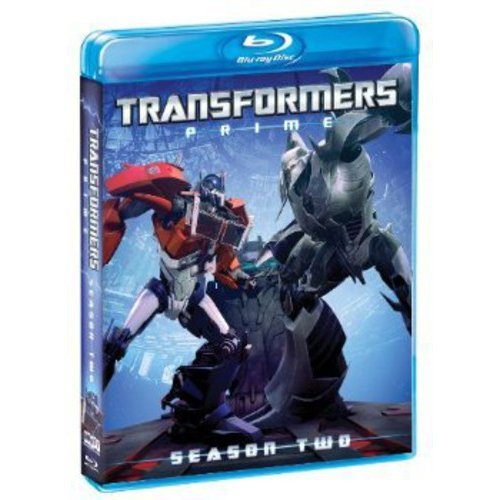 Transformers Prime: Season Two (Blu-ray) (Widescreen)