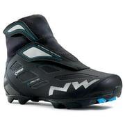 Northwave, Celsius Arctic 2 GTX, Winter shoes, Black/Blue, 39