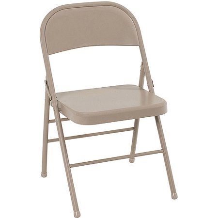 - Cosco Steel Folding Chair, Set of 4