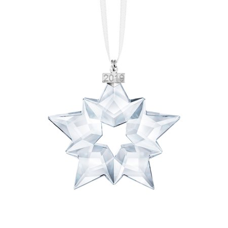 Swarovski Crystal Annual Edition 2019 Christmas Ornament Star