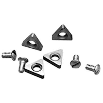 - Ammco 6914-10 Brake Lathe Bits, Carbide Insert, Negative Rake, 10 per Pack
