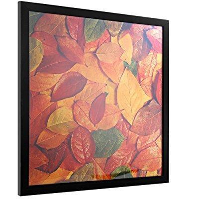 13x13 square record album black picture poster frame - wide molding ...