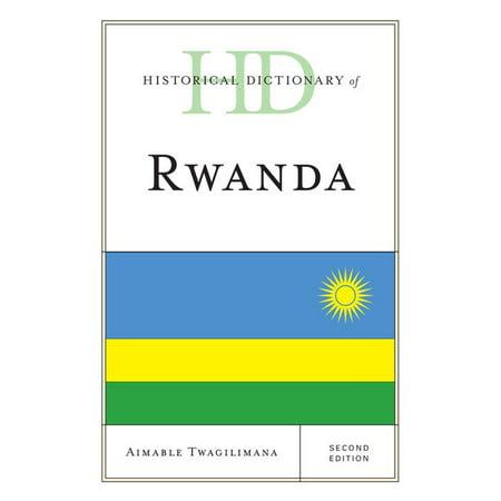 Historical Dictionary of Rwanda