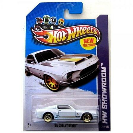 Hot Wheels '68 Shelby GT500 (HW Showroom - 2013) 245/250