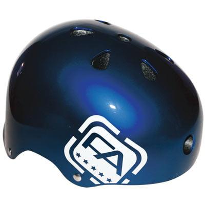 Street Helmet Gloss - Free Agent Helmet Street Gloss Blue
