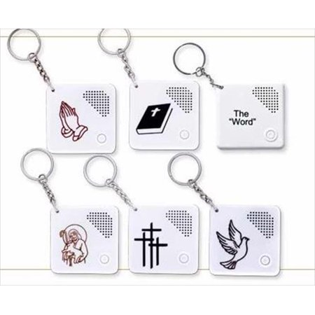 Tecmark Corp - Hotline To God  Key Chain John 1 The Word Audio Keychain