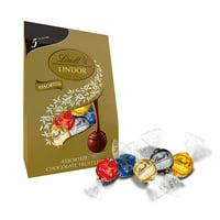 Lindor Assorted Truffles Platinum Bag, 15.2 oz (2-Pack)