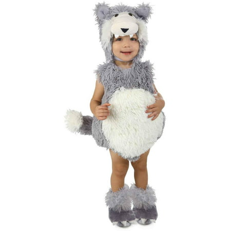 Vintage Wolf Infant Halloween Costume - Halloween Costume Vintage