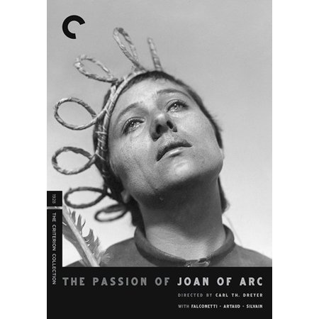 The Passion of Joan of Arc (Criterion Collection) (The Passion Of Joan Of Arc 1928)