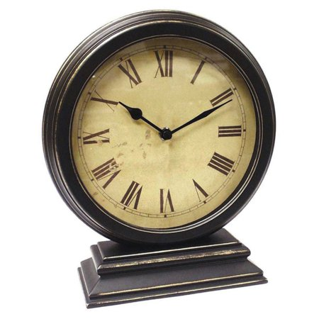 Infinity Instruments-The Dais Round Table Clock